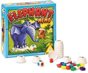 Elephant - Sloní paměť