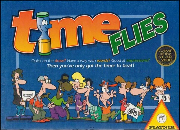 Activity English ( Time Flies)