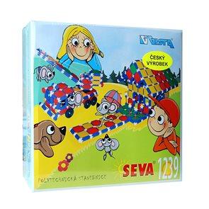 Stavebnice SEVA 1239 /1239 dílů/