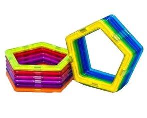 Magformers - Pětiúhelníky (12 ks)