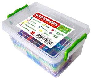 Designer PLUS (box) - Magformers - magnetická stavebnice 78 dílů