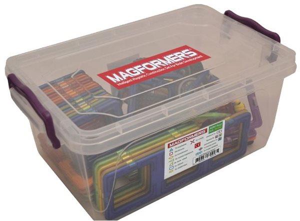 AERO BUGY box - Magformers (55 dílů), Doprava zdarma