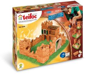 Stavebnice Teifoc 3400 Pevnost Anita