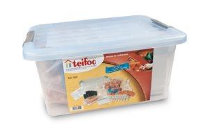 Stavebnice Teifoc 502 Školní box