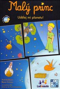 Malý princ: Udělej mi planetu! - Rodinná společenská hra