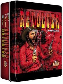 Revolver - karetní hra