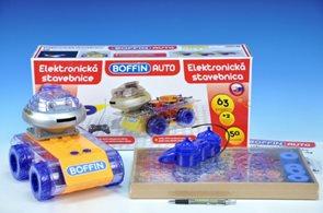 Elektronická stavebnice Boffin Auto 63