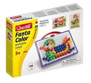 Mozaika Fantacolor Portable průměr 15 mm, 100 ks, věk 3+