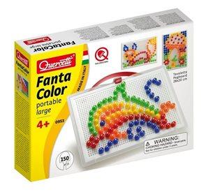 Mozaika Fantacolor Portable průměr 15 mm, 150 ks, věk 4+
