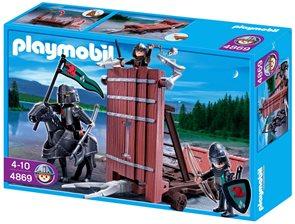 Útočný vůz - Playmobil
