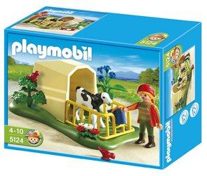 Telátka ve výběhu - Playmobil