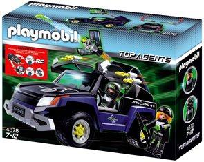 Náklaďák Robo-gangsterů - Playmobil