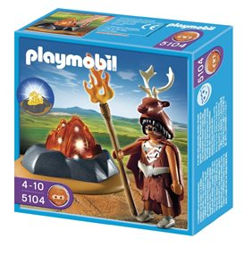 Strážce ohně - Playmobil