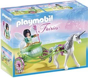 Jednorožec a Motýlková víla - Playmobil