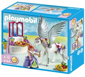 Pegas a klenoty - Playmobil