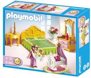 Ložnice s kolébkou - Playmobil