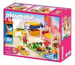 Dětský pokoj - Playmobil