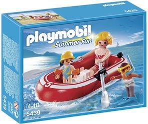 Nafukovací člun - Playmobil