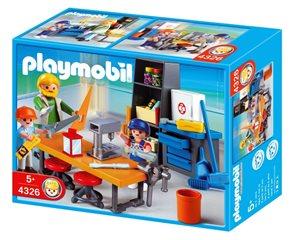 Školní dílny - Playmobil
