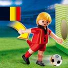 Fotbalista Belgie - Playmobil