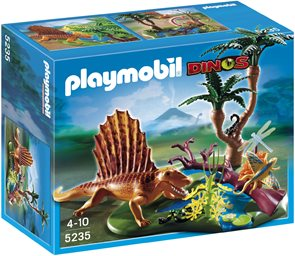 Dimetrodon - Playmobil - novinka 2013