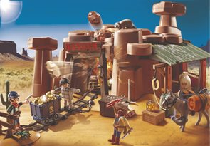 Zlatý důl - Playmobil - novinka 2013