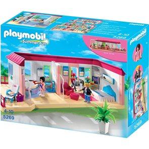 Luxusní bungalov - Playmobil - novinka 2013