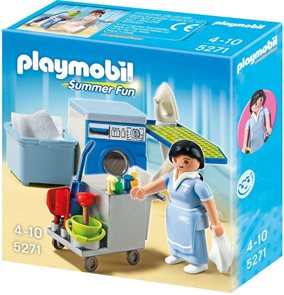 Pokojská - Playmobil - novinka 2013