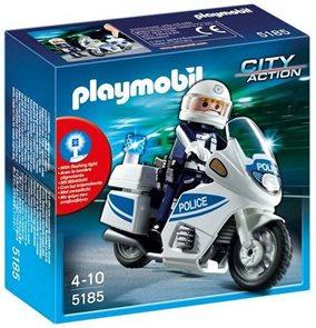 Motohlídka - Playmobil - novinka 2013