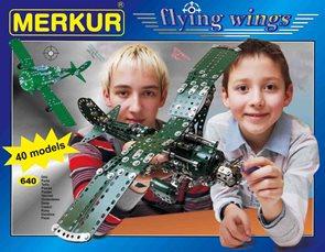 Merkur stavebnice - Flying wings
