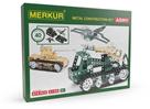 Merkur stavebnice - Army Set