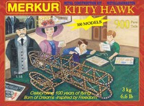 Merkur stavebnice - Kitty Hawk