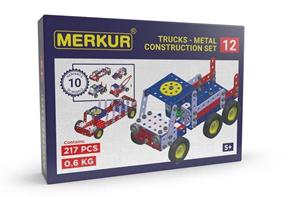 Merkur stavebnice 012 - Odtahové vozidlo