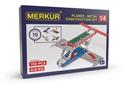 Merkur stavebnice 014 - Letadlo