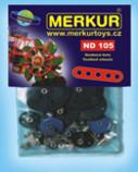 Merkur náhradní díl 105 - ozubená kola
