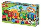 LEGO DUPLO 10558 Vláček plný čísel  DUPLO Kostičky