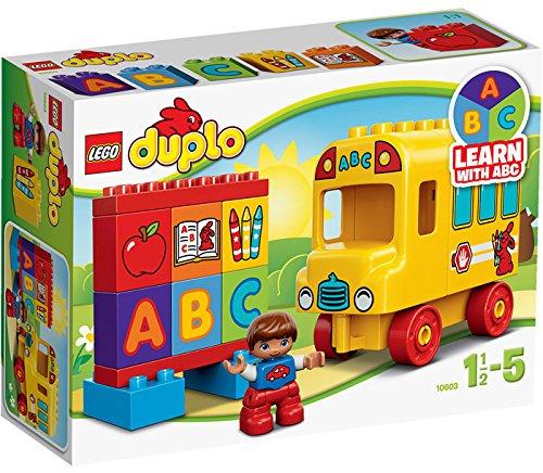 LEGO DUPLO 10603 Můj první autobus /1,5-5 let/