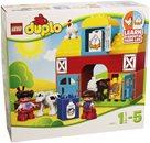 LEGO DUPLO 10617 Moje první farma /1,5-5 let/, novinka 2015