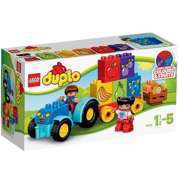 LEGO DUPLO 10615 Můj první traktor - DUPLO LEGO Ville, novinka 2015