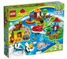 LEGO DUPLO 10805 Cesta kolem světa - DUPLO LEGO Town, věk 2-5, novinka 2016