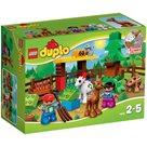 LEGO DUPLO 10582 Lesní zvířátka DUPLO LEGO Město, novinka 2015