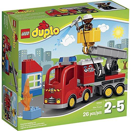LEGO DUPLO 10592 Hasičské auto - DUPLO LEGO Město, novinka 2015
