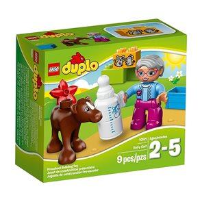 LEGO DUPLO 10521 Telátko - DUPLO LEGO Ville