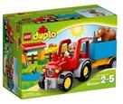 LEGO DUPLO 10524 Traktor - DUPLO LEGO Ville