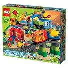 LEGO DUPLO 10508 Vláček Deluxe - DUPLO LEGO Ville