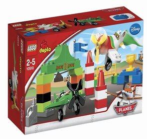 LEGO DUPLO Planes 10510 Ripslingerův letecký závod - LEGO DUPLO Planes