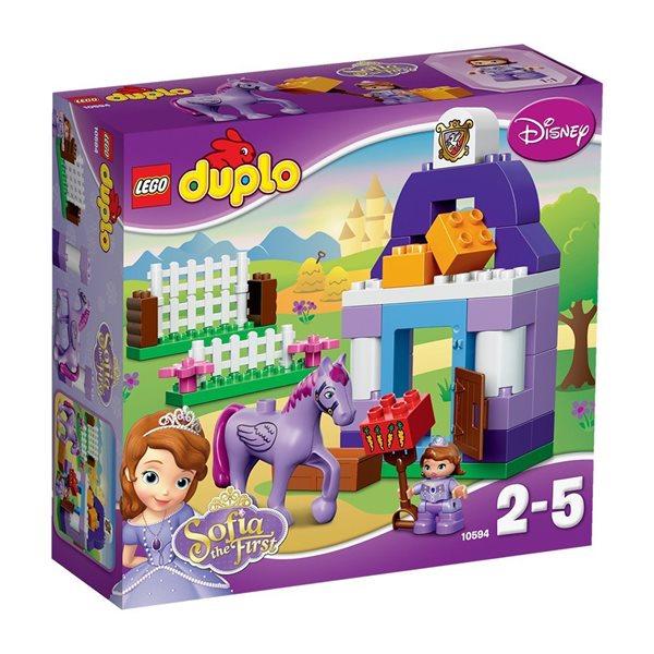 LEGO DUPLO 10594 Princezna Sofie I. - Královské stáje - LEGO DUPLO Princezny /Disney Junior/