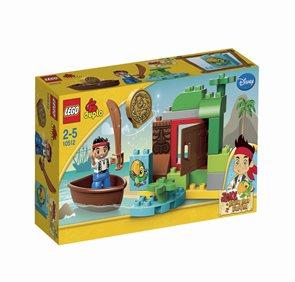 LEGO DUPLO Pirát Jake 10512 Jakeova honba za pokladem