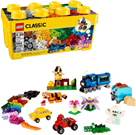 LEGO Classic 10696 Krativní box - střední