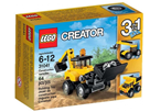 LEGO Creator 31041 Vozidla na stavbě, věk 6-12, novinka 2016